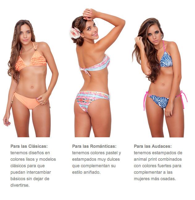 A´Dorarte Trajes De Baño (Bikinis Y Trajes De Baño):