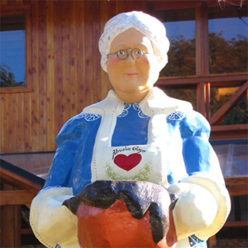 Abuela Goye Patagonia (Comidas Y Alimentos):        Torta