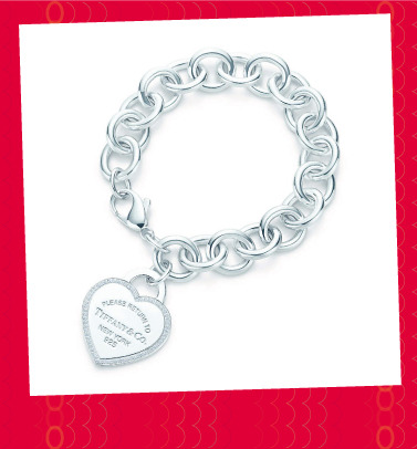 Acá A Mi Lado | Accesorios (Accesorios De Moda Y Bijou):        Corazón Tiffany