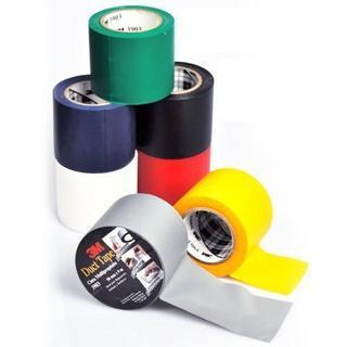 Acerind (Construcción):        Cinta Duct Tape 3m Cod 3903