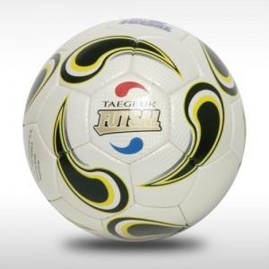 Actitud Retro (Deportes Y Fitness):        Pelotas De Papi Futbol Futsal Nassau New Taegeuk 4 Cosida Pu