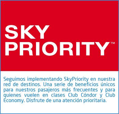 Aerolíneas Argentinas (Viajes Y Turismo):        Sky Priority Neutro