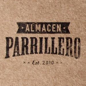 Almacén Parrillero (Regalos Y Objetos De Diseño):        Almacén Parrillero Logo (Sello)