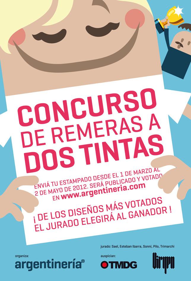 Argentineria Tienda (Regalos Y Objetos De Diseño):        Concuro A Dos Tintas En Argentinería