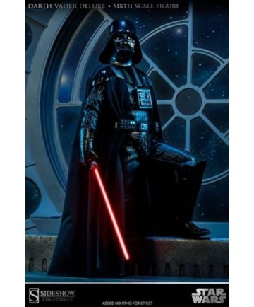 Avalon Comics (Libros Y Revistas):        Sideshow Star Wars Darth Vader Deluxe Sixth Scale Figure Return Of The Jedi