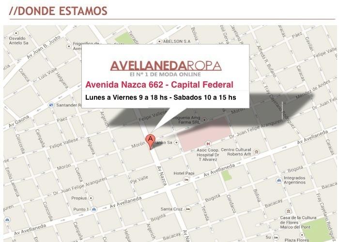 Avellaneda Ropa (Mayoristas):        Mapa3