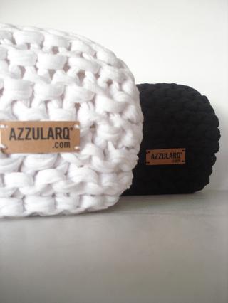 Azzularq (Decoración, Bazar & Hogar):        Almohadón Clarita Roll