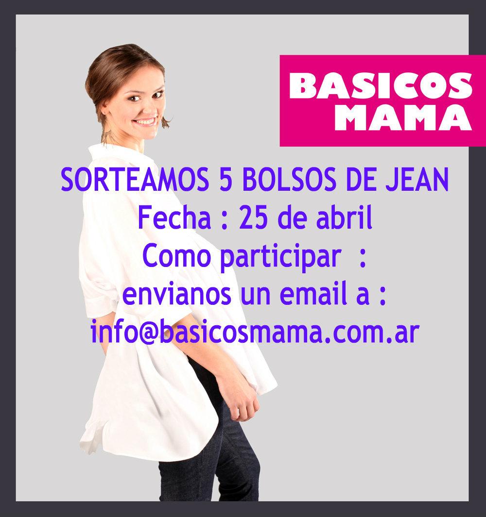 Basicos Mama (Indumentaria De Bebes):