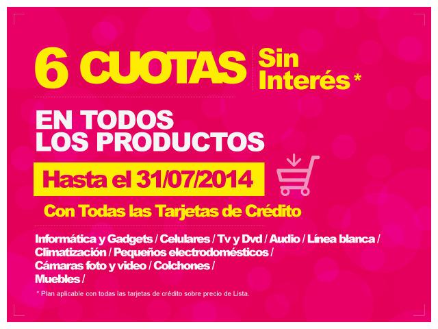 Beiro Hogar (Electro Y Tecnología):        Banner Popup 6 Csi Julio 2014