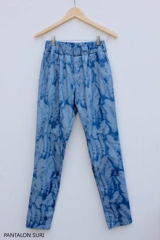 Benjamina Shop (Indumentaria):        Pantalón Suri Plumas