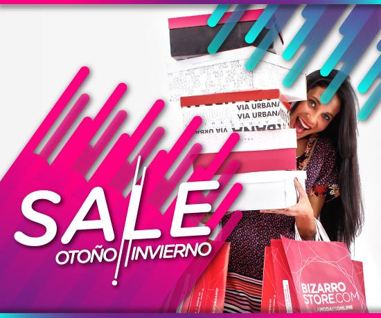 Bizarro Store (Calzado):        Sale Otoño/Invierno