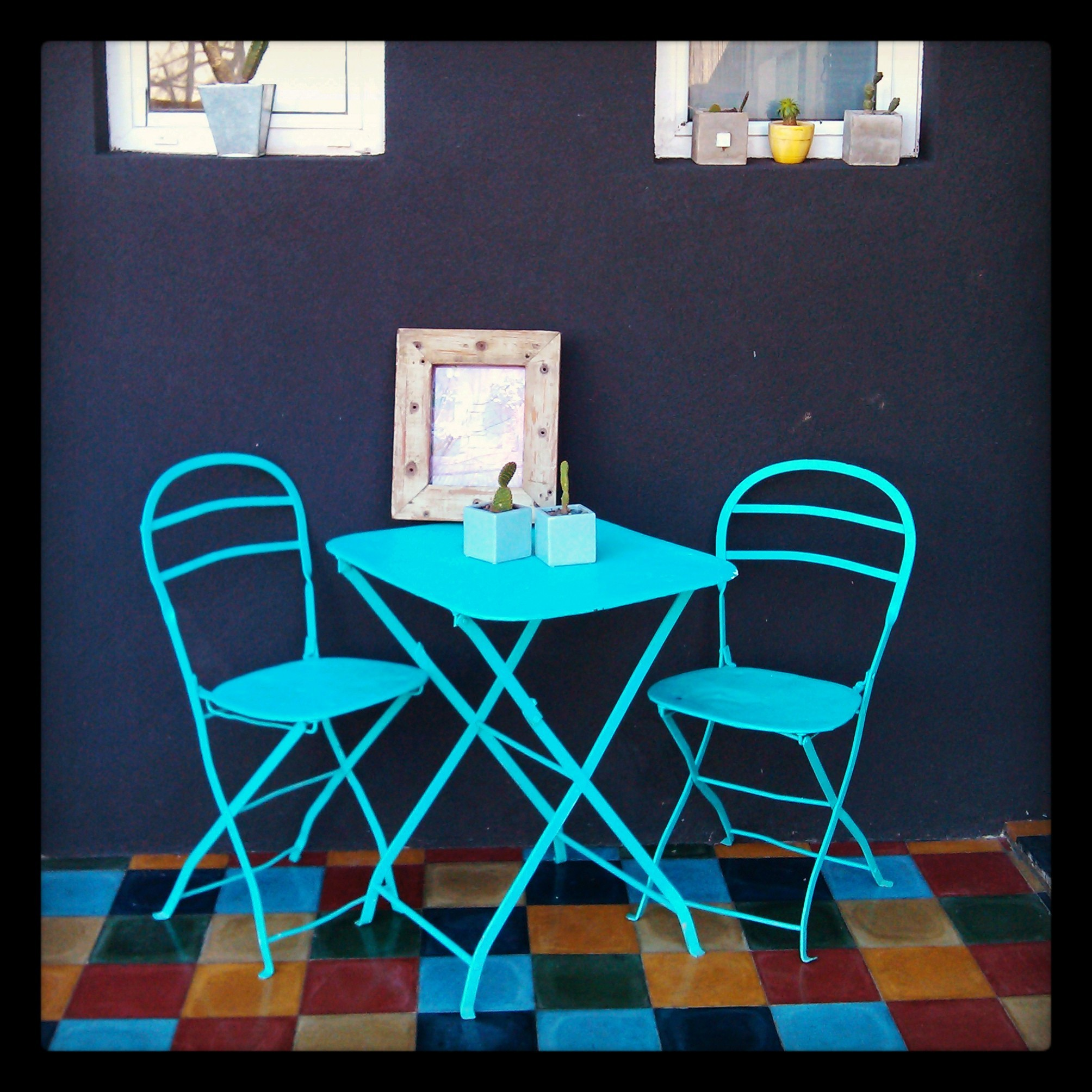 Blue Sheep (Decoración, Bazar & Hogar):        Silla Quilmes Heaven