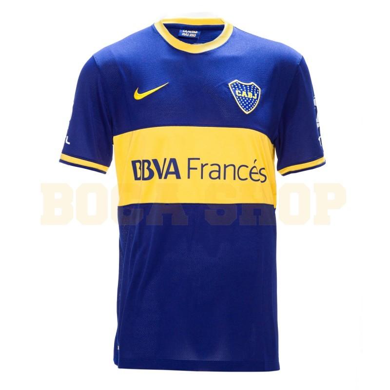 Boca Juniors Productos (Merchandising):        Camiseta Titular Réplica