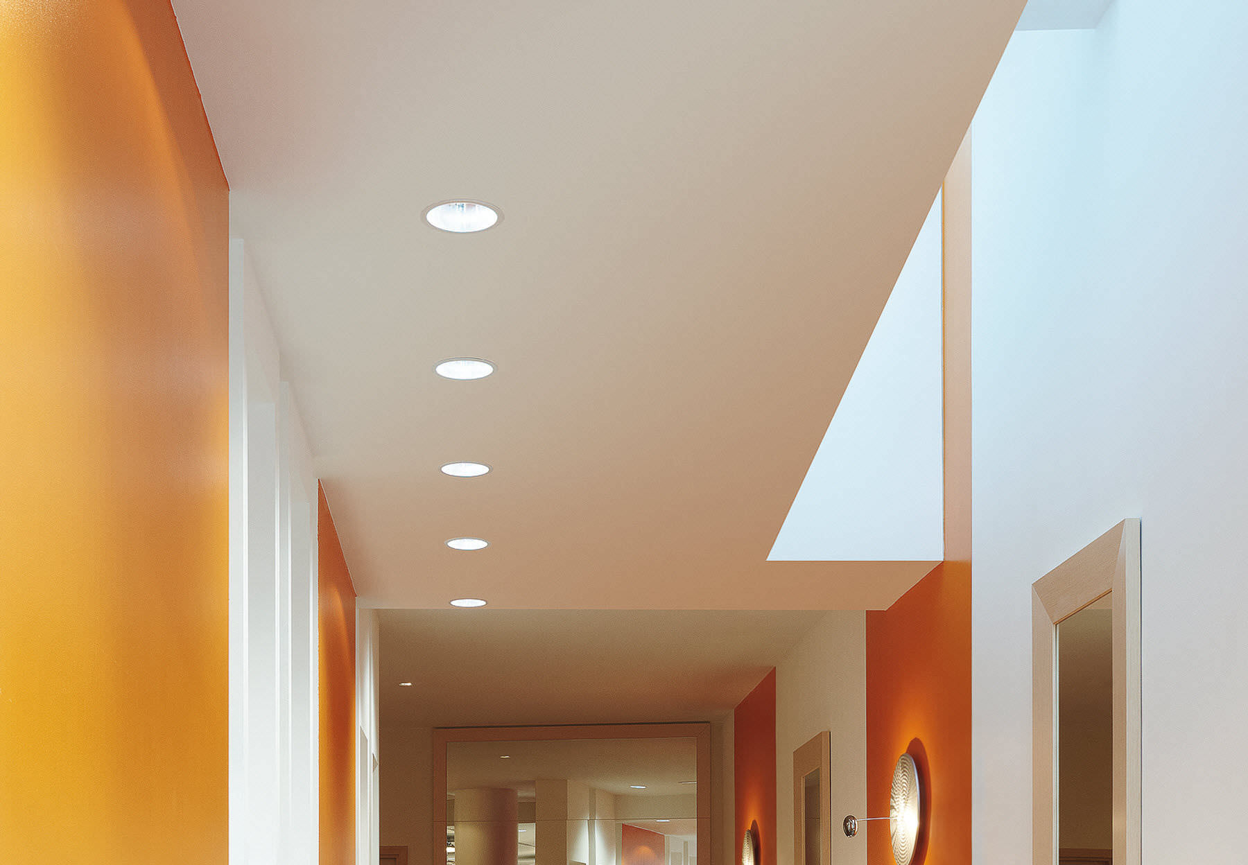 Boutique De Luz (Iluminación):        Artefactos Para Embutir En El Techo