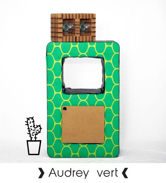 Brick Mania (Decoración, Bazar & Hogar):        Audrey Vert