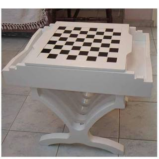 Cabra Diseños (Decoración, Bazar & Hogar):        Mesa De Ajedrez