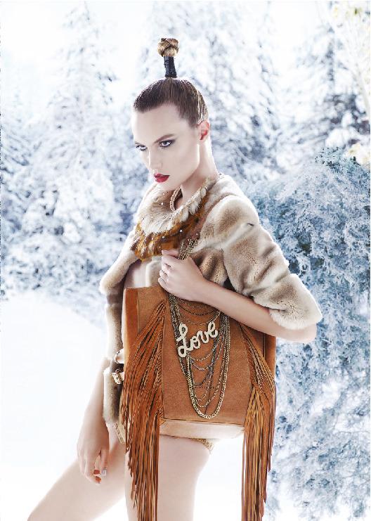 Carla Danelli (Carteras Y Bolsos):        Campaña Otoño Invierno 2014