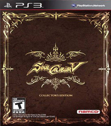 Cd Market (Videojuegos Y Consolas):        Video Juego Ps3 Soul Calibur V Collector´S Edition