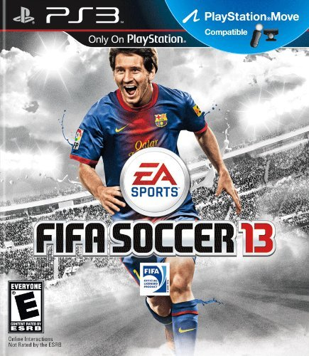 Cd Market (Videojuegos Y Consolas):        Video Juego Ps3 Fifa Soccer 13 + Steel Book