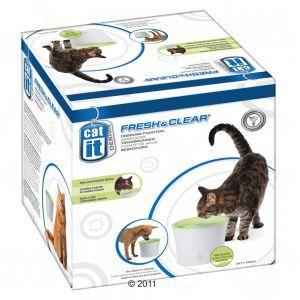 Centro Pet (Mascotas):        Bebedero Para Gato Catit 3 Lt