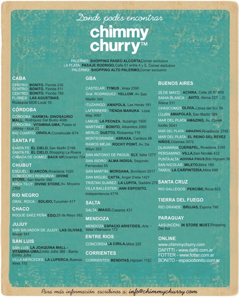 Chimmy Churry (Calzado):