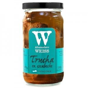Cía. De Productos Regionales (Comidas Y Alimentos):        Trucha En Escabeche X 330gr   Weiss