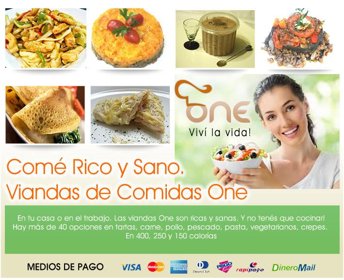 Comidas One (Comidas Y Alimentos):