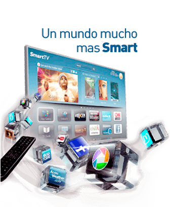 Compumundo (Computación):        Smarttvled