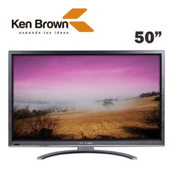 """Computers Depot (Computación):        Monitor/Tv Ken Brown 50"""" Led Full Hd C/Sintonizadora Digital C/Tda Kb 50 Led"""