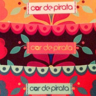 Cor De Pirata (Lencería Y Ropa Interior):        Pack De 3 Unidades Folk