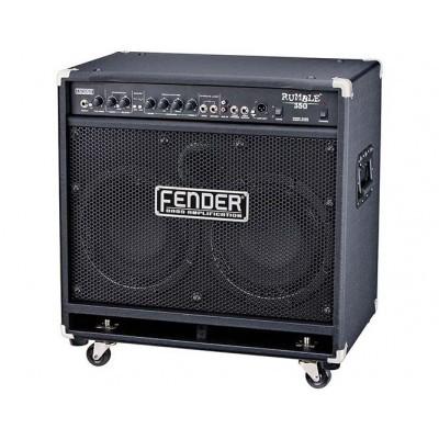 Daiam Música (Instrumentos Musicales):        Fender Rumble 350 Bass Amp 350w