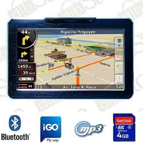 Db Store (Electro Y Tecnología):        Gps Dbs 5880 Bluetooth Mp3 Mp4 4gb Funda Envio Gratis 6261 Mla5037705822 092013 O
