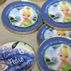 De Tu Fiesta Me Ocupo Yo (Fiestas Y Cotillón):        Moneda De Chocolate