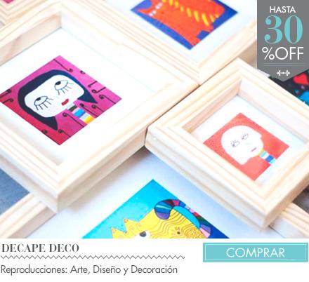 Deco Gallery (Decoración, Bazar & Hogar):        2014/08/07 13:00