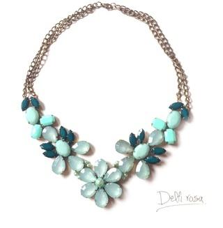 Delfi Rosa (Accesorios De Moda Y Bijou):        Collar Tatti