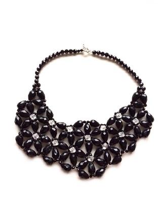Delfi Rosa (Accesorios De Moda Y Bijou):        Collar Mechi