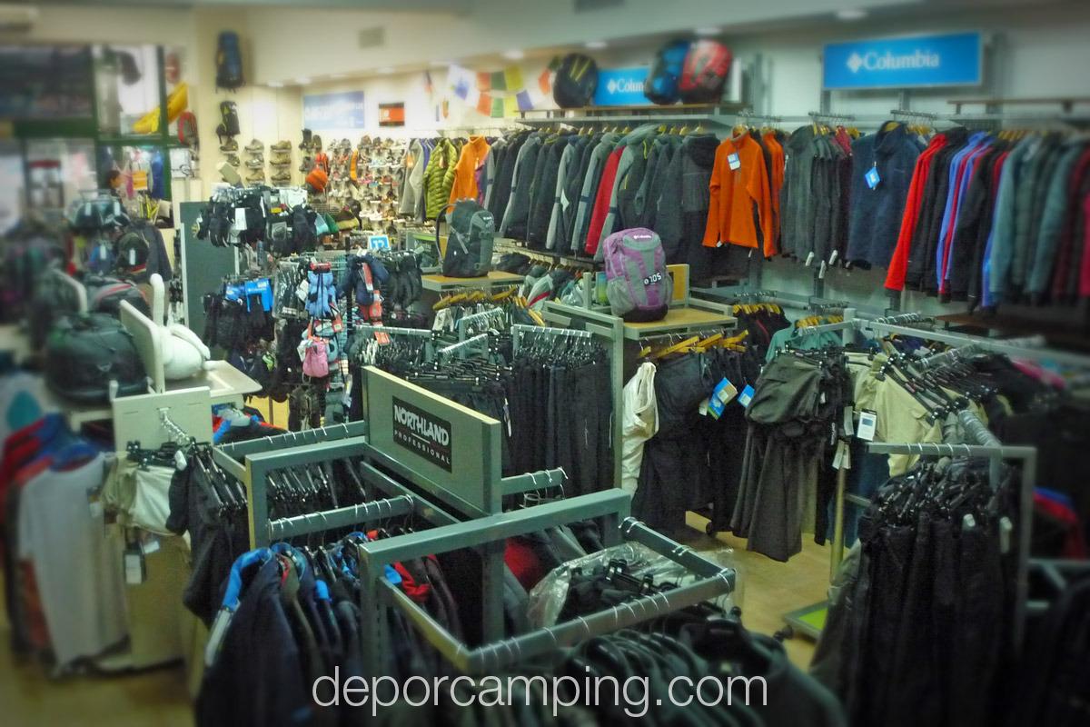 Depor Camping (Deportes Y Fitness):        1