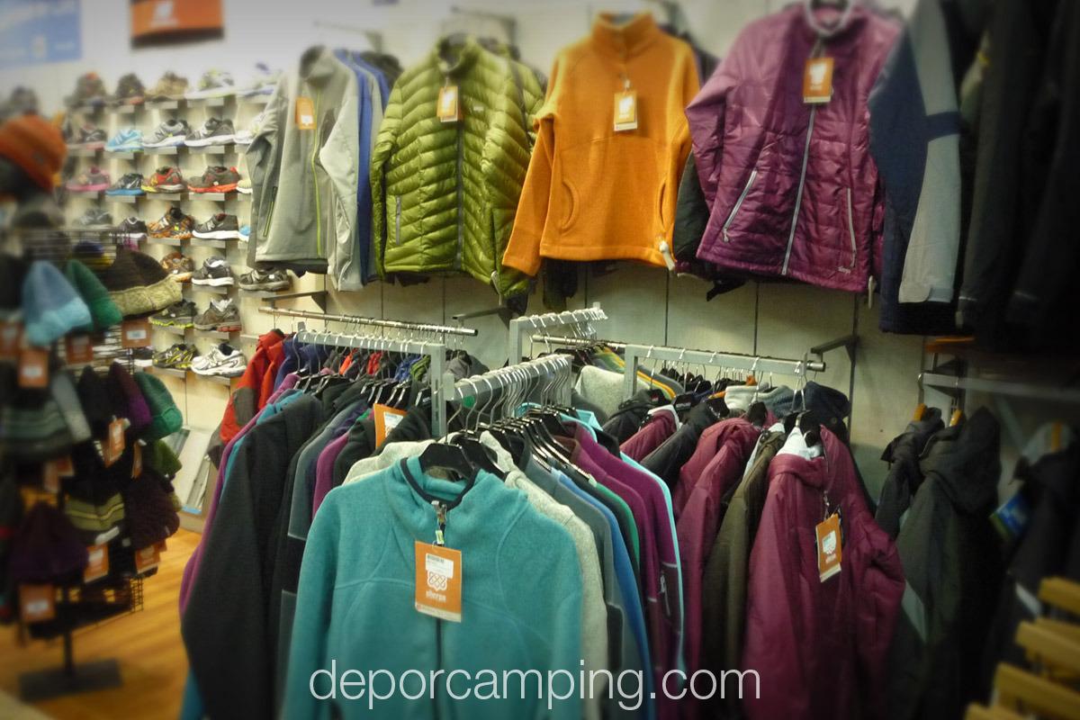 Depor Camping (Deportes Y Fitness):        2