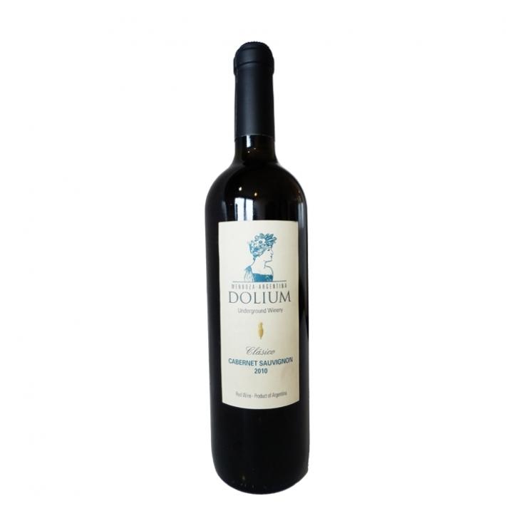 Dolium (Vinos Y Bebidas):        Cabernet Sauvignon 2007