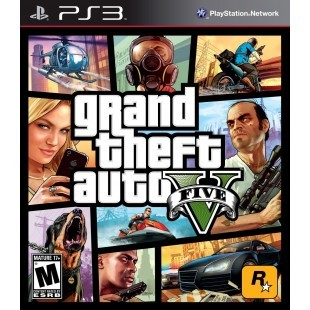 Ds Digital Store (Videojuegos Y Consolas):        Grand Theft Auto V   Ps3