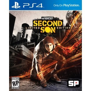 Ds Digital Store (Videojuegos Y Consolas):        In Famous: Second Son   Ps4