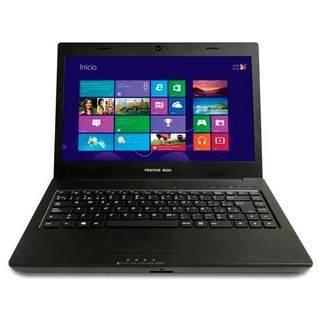 Durtom (Videojuegos Y Consolas):        Notebook Bgh Positivo C 510 Celeron B800  Ram 2 Gb Hd 320 Gb W8 14