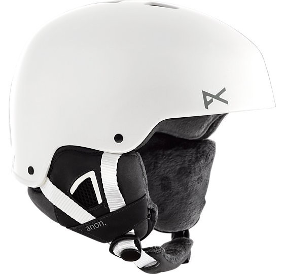 Dyono – Snow Skate Surf (Deportes Y Fitness):        Casco Snowboard Lynx White