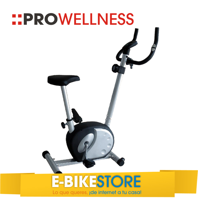 E Bike Store (Deportes Y Fitness):        Bicicleta Magnetica Fija + Computadora + Pulsaciones