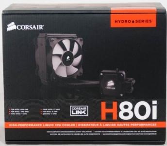 Eagle Informática (Computación):        Corsair H80i Hydro Series