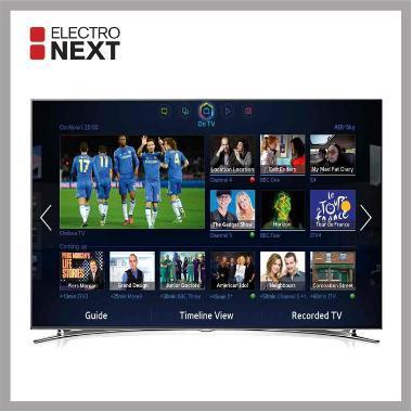 """Electro Next Shop (Electro Y Tecnología):        Smar Tv Samsung 55"""" F8000"""
