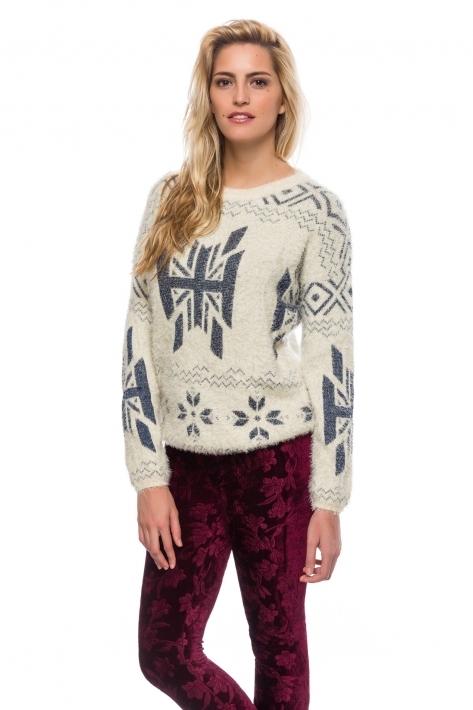 Elizabetta (Indumentaria):        Sweater Inca