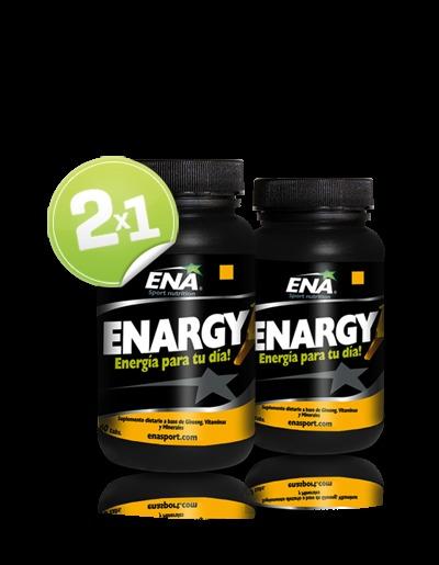 Ena Nutritionals (Deportes Y Fitness):        Enargy 2x1