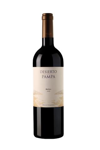 Eno Garage (Vinos Y Bebidas):        Desierto Pampa Malbec 2009