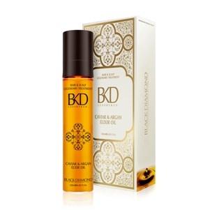 Enricco (Belleza Y Cuidado Personal):        Bkd Argan Elixir Oil